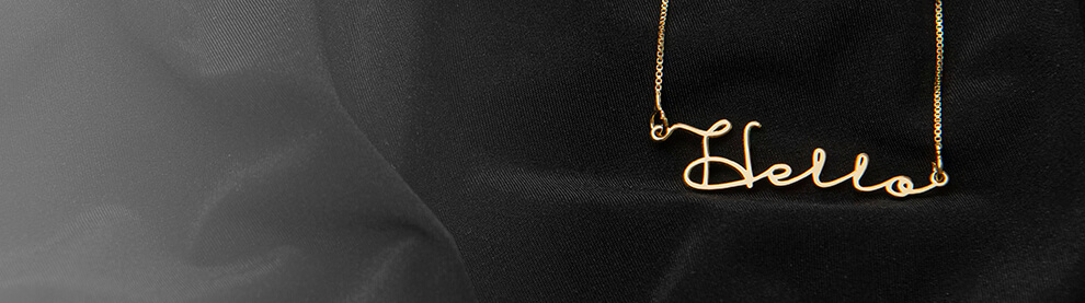 Name Necklaces m banner